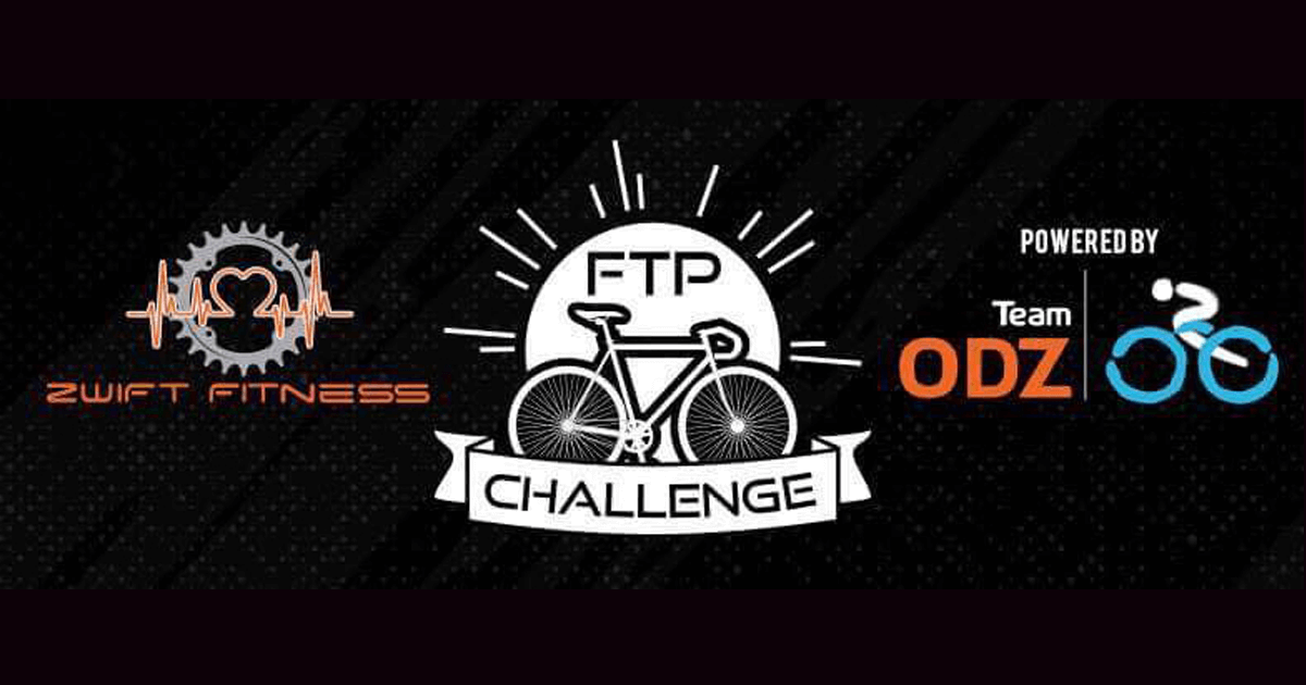Zwift workouts: Zwift Fitness FTP Challenge   What's on Zwift?